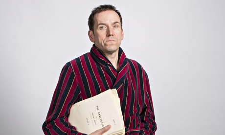 Ben Miller, who starred in Death in Paradise, is the lead in Asylum, the new BBC4 satire.