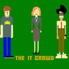 The IT Crowd – s1-s3