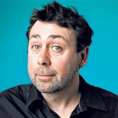 Sean Hughes – 2014 – Richard Herring, Leicester Square