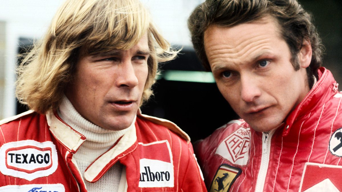 Hunt vs Lauda – F1's Greatest Racing Rivals
