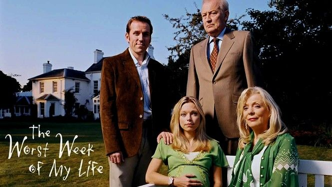 The Worst Week of My Life (English sitcom s1-s3)