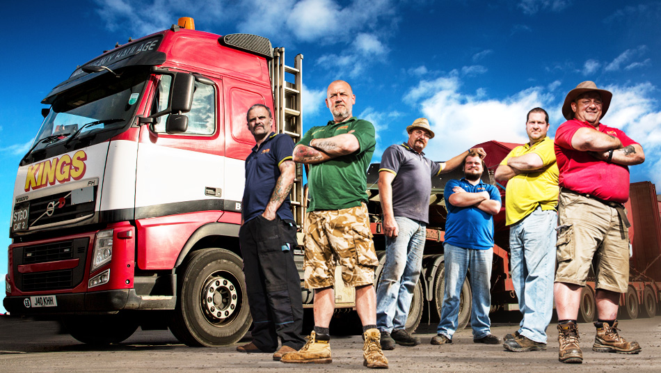 Supertruckers – s2