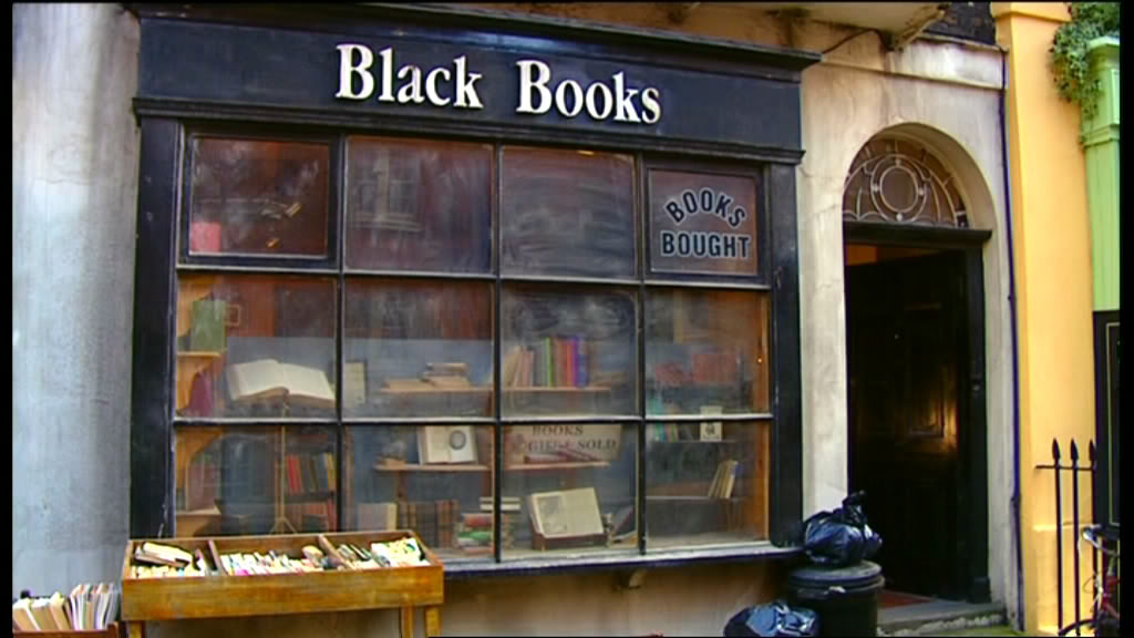 Black Books (Ire-Eng Sitcom)