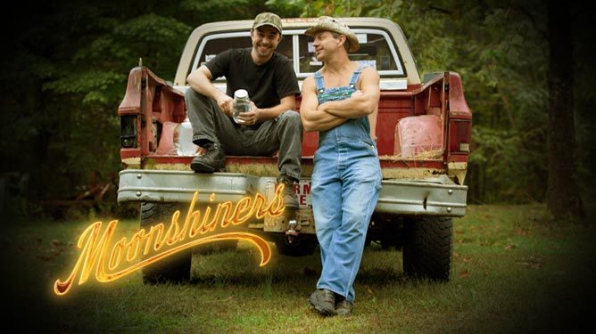 Moonshiners – (US – Reality Doc)