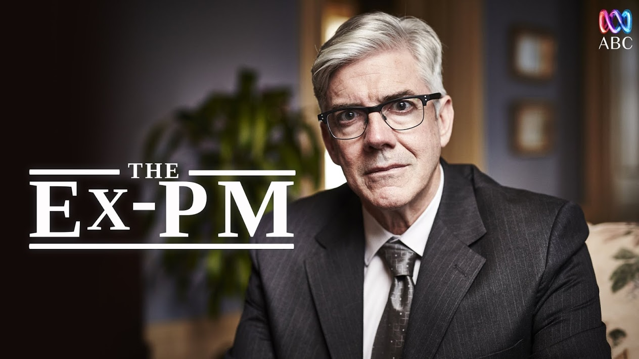 The Ex PM (Aus – sitcom – Shaun Micallef)