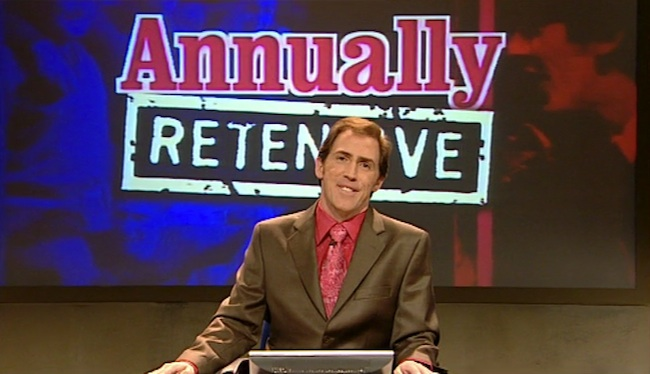 Rob Brydon's Annually Retentive (Eng – sitcom)