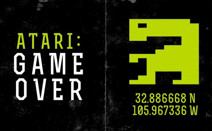 Atari – Game Over (doc – 2014)