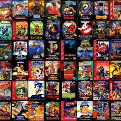 Sega Megadrive/Genesis