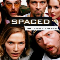 Spaced (Eng – sitcom – geeks)