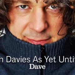 Alan Davies – As Yet Untitled – s4