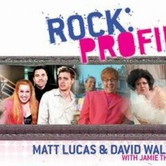 Rock Profile – Lucas and Walliams