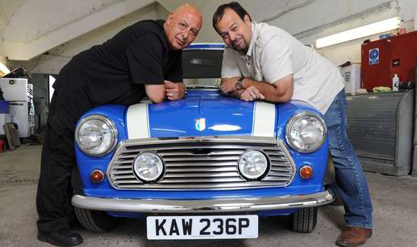 Car Restoration Tv Shows