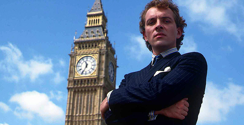 The New Statesman (Rik Mayall)