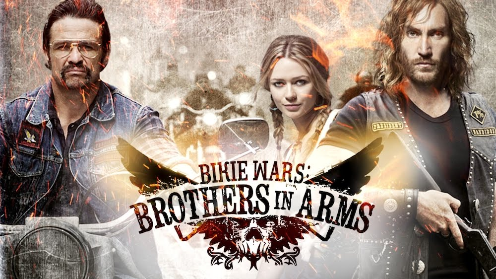Bikie Wars – Brothers in Arms (aus-drama)