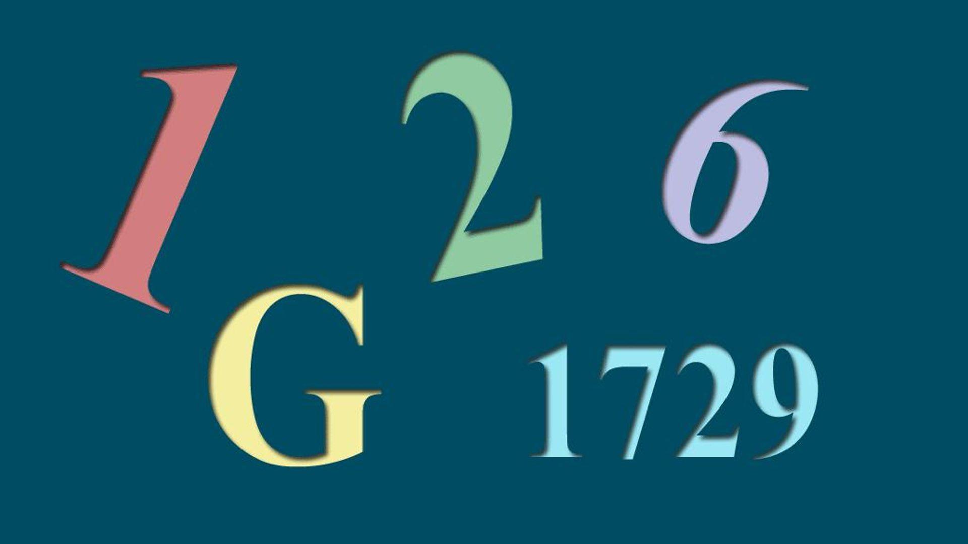 Simon Singh – Five Numbers (geeks – radio)