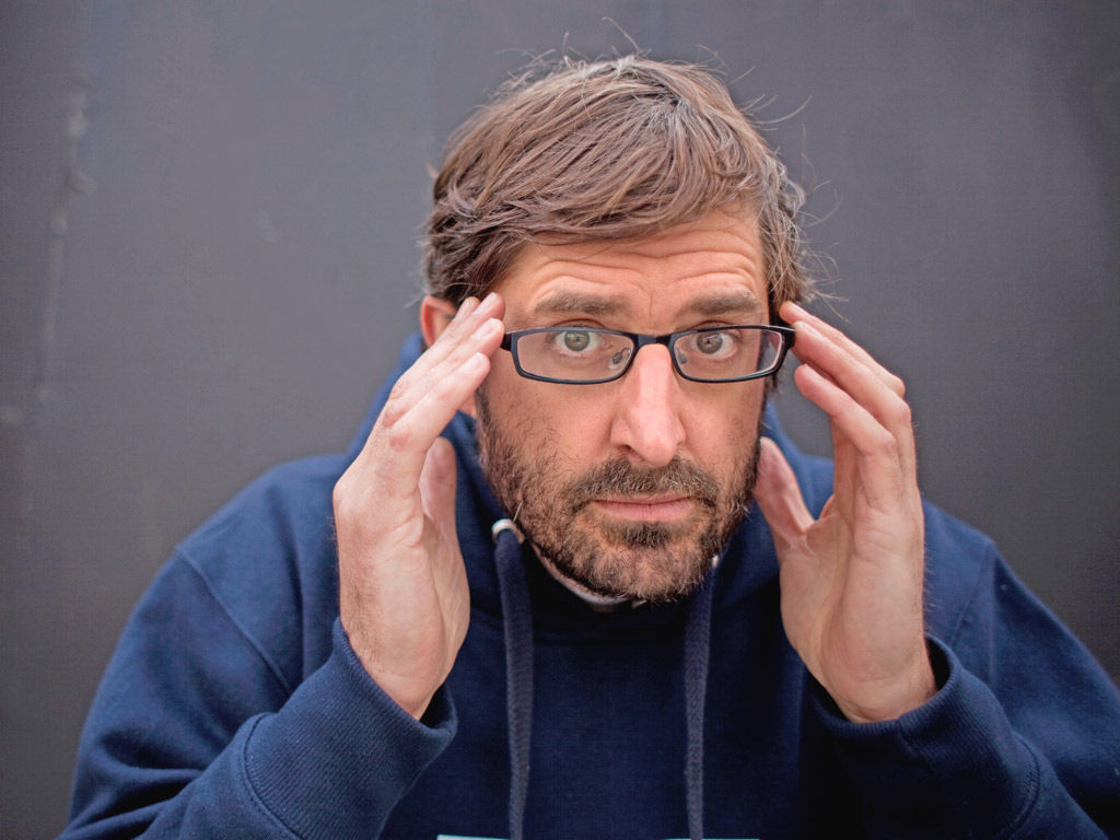 Louis Theroux – interviews